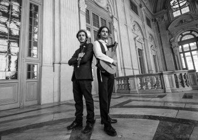 Giulio De Felice Cristiano Arata Duo