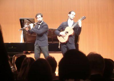 Concert at KIOI Hall, Tokyo